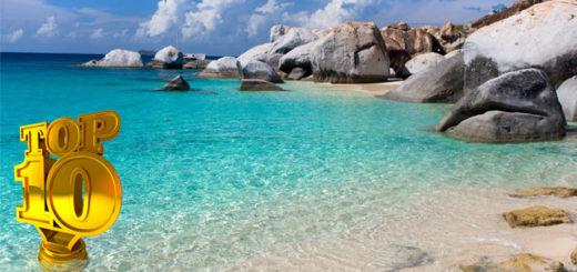 Пляжи Италии - Топ 10