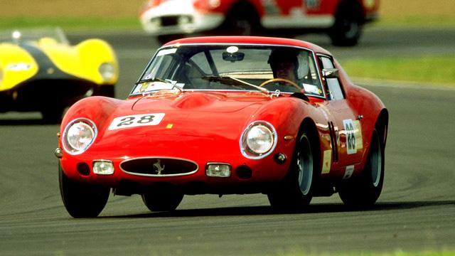 Самая дорогая машина Ferrari 250 GTO
