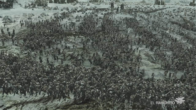 Армия ходоков в Игре Престолов