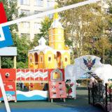"Благоустройство: Детские площадки ""КСИЛ"""