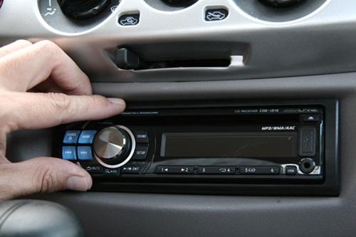 Магнитола для автомобиля