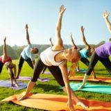 Утренняя зарядка: комплекс упражнений