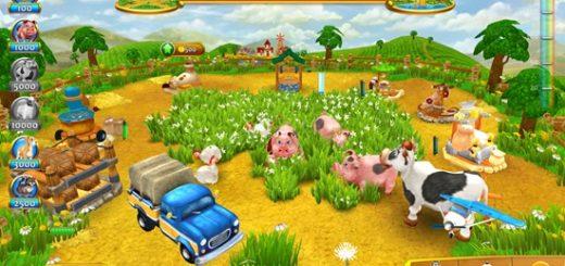 Веселая ферма обзор игры