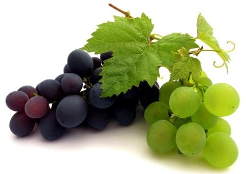 Виноград витамин C