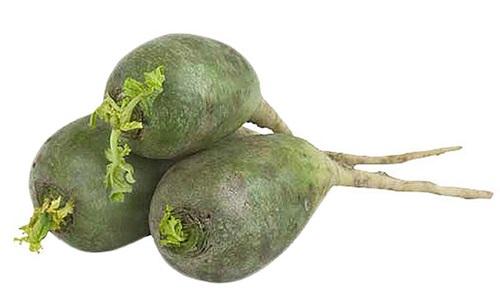 Зелёная репа витамин C