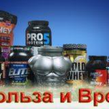 Протеин вред и польза для мужчин