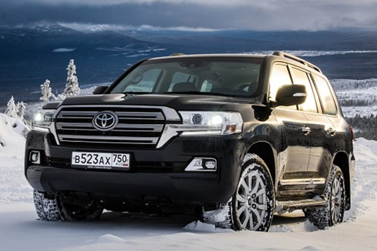 Toyota Land Cruiser фото