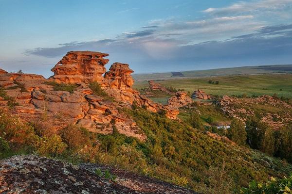 Алтайский край, Горная Колывань Фото
