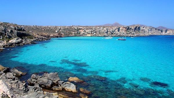 Эгадские острова, Сицилия остров фото