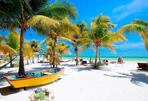 Холбокс, Мексика остров фото