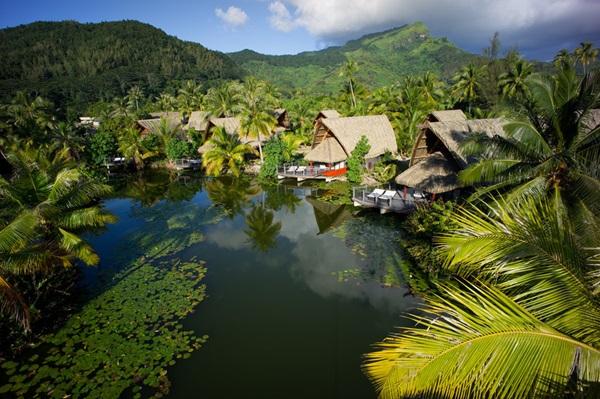 Хуахин, Французская Полинезия остров фото