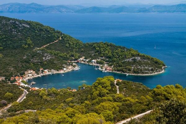 Млет, Хорватия фото остров