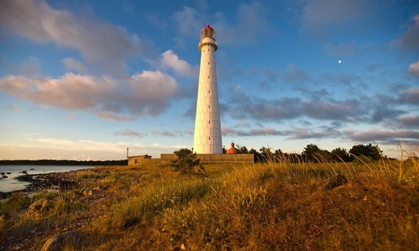 Остров Хийумаа, Эстония остров фото