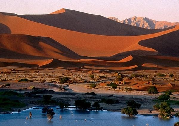 Сусуве, Намибия остров фото