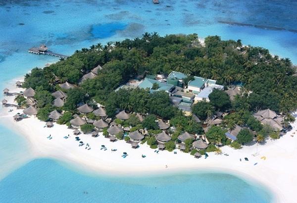 Вабинфару, Мальдивы остров фото