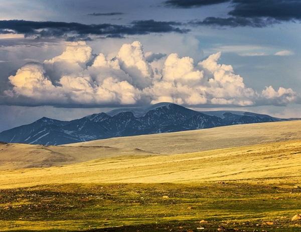 Весенний горный Алтай Фото