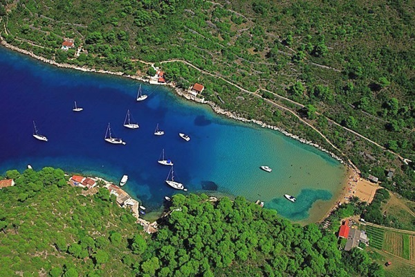 Вис, Хорватия остров фото