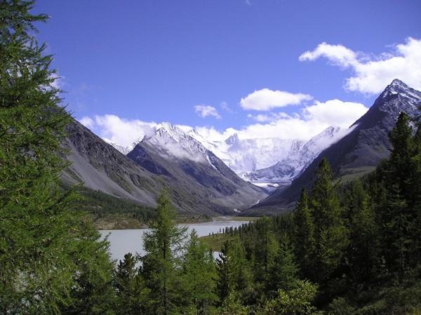 горы Алтая фото