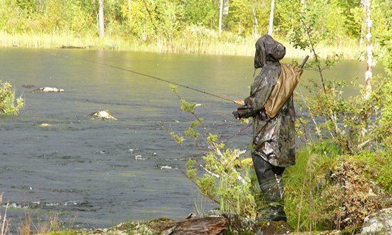экипировка для рыбалки