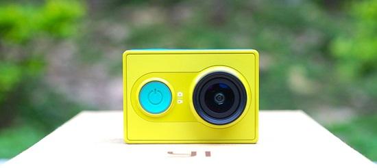 Экшн-камера сяоми