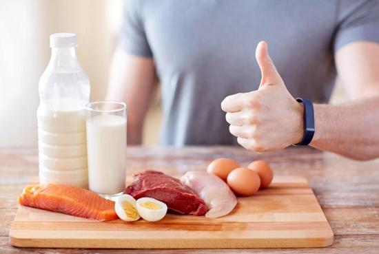 продукты чтобы набрать вес