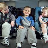 Безопасность вашего ребенка в дороге должна быть превыше всего: Выбираем детское автокресло