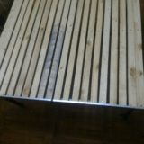Большой стол для выезда на природу