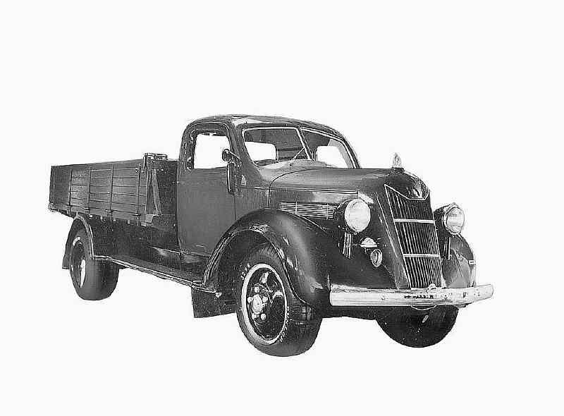 История Toyota, от ткацких станков к автомобилям