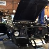 Мастерская, где рождается Ford Mustang
