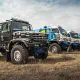 Новый гоночный КамАЗ с кабиной от Mercedes для «КАМАЗ-мастер»