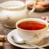 Почему от чая остается налет на чашке