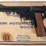 Реактивный пистолет - GYROJET