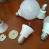 Ремонт светодиодных лампочек своими руками