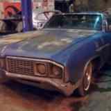 Реставрация 1968 Buick Electra 225