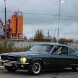 Реставрация Ford Mustang 1967 г