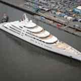 Самая большая частная яхта в мире