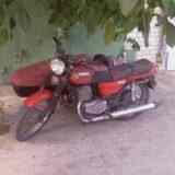 Восстановление мотоцикла Ява 638