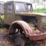 Хот-род из советского грузовика МАЗ 502
