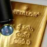 Зачем подделывают золото из золота