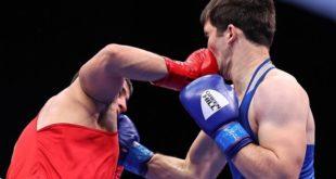 В Оренбурге проходит чемпионат России по боксу
